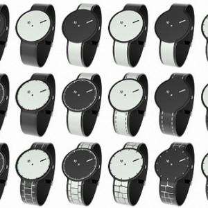ソニーの新しい電子ペーパーを使ったスマートウォッチは「FES Watch」だった!