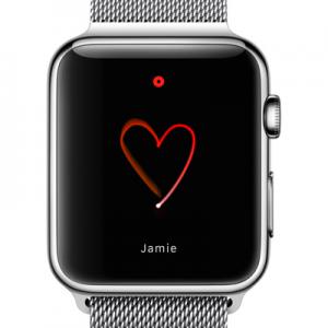 Apple Watchの発売日やっぱりバレンタインデーに間に合うかも!