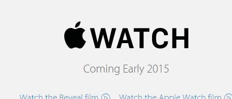 Apple Watch以前のトップページ
