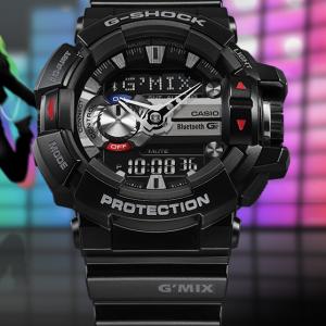 G-SHOCK GBA-400 はスマートウォッチ?時計?
