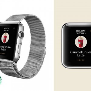 Apple Watch でスタバが並ばなくてよくなる?!