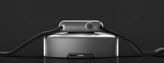 アップルウォッチモバイル充電器