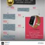 気でも狂ったんですか?とASUSが  Apple Watch EDITION を選ぶ人に強烈皮肉るツィート!