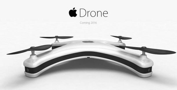 Apple Drone アップルドローン