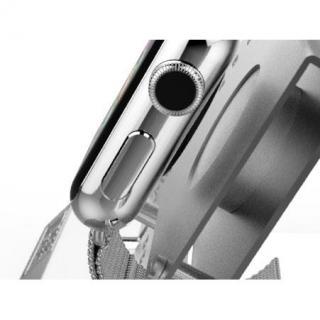 Apple Watch & iPhoneスタンド ステンレス&アルミ素材 シルバー3