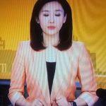 中国国営放送美人女子アナ アップルウォッチで大バッシング