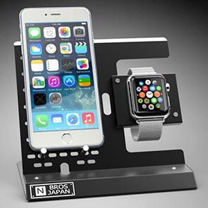 人気Apple&iPhone充電スタンド