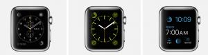 Apple Watchの時計機能
