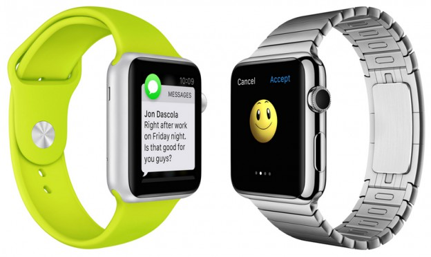 Apple Watch 2015年 発売