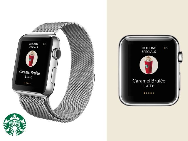 Apple Watch でスタバが並ばなくてよくなる