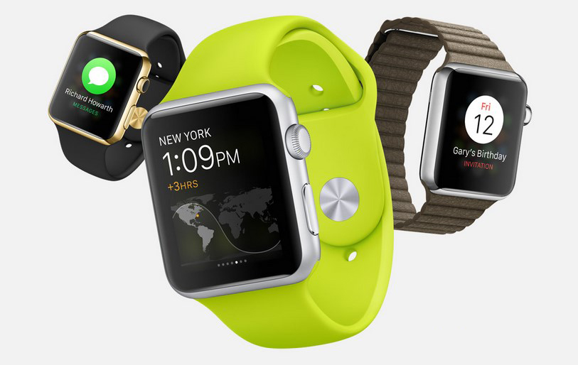 Apple Watch 発売日