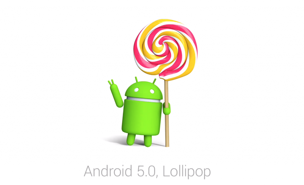 Android 5.0(Lollipop)
