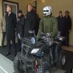ロシアが開発した戦闘用「ターミネーター」がショボすぎてプーチン大統領も苦虫!