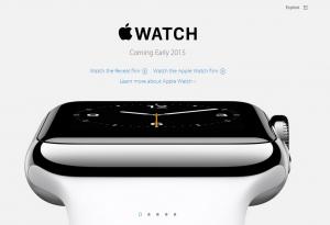 Apple Watch発売日 アメリカ