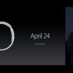 【速報】やったー!アップルウォッチ 日本も4月発売!価格も明らかに!