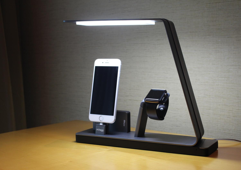 アップルウォッチとiPhone同時充電