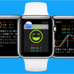 アップルウォッチ 届いたらこのアプリ入れとこ!体調予報アプリ「リズミーライト」