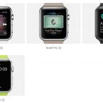 アップルウォッチ ビデオガイド追加 、日本ではまだ使えないApple Payの動画も