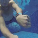 アップルウォッチ 着けたままプールで5分!あれっ生活防水じゃなかった?