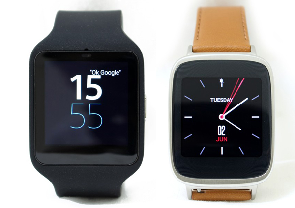 SmartWatch 3 ASUS ZenWatch レンタル