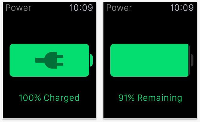 アップルウォッチ アプリ Power